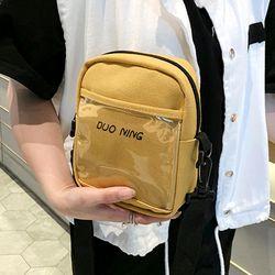 Túi đeo chéo mini dành cho nam nữ hợp thời trang cá tính phong cách Hàn Quốc - 917 giá sỉ, giá bán buôn