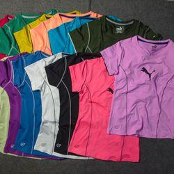 Áo thể thao nữ - chuyên sỉ quần áo thể thao nam nữ 905 giá sỉ