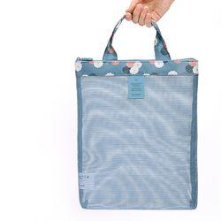 Túi Vải Lưới Du LịchĐa Năng Thời Trang D585 giá sỉ, giá bán buôn