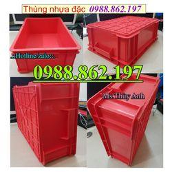 thùng nhựa cơ khi thùng nhựa cơ khí giá rẻ thùng nhựa đặc tại Hà Nội thùng nhựa cơ khí tại Hà Nội thùng nhựa đặc B4 giá sỉ