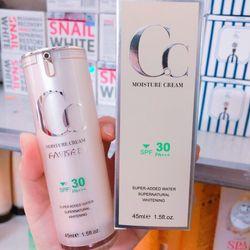 Kem nền CC Moisture Cream Fasisam SPS3 giá sỉ