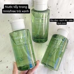 New 2019 Nước Tẩy Trang Cho Da Dầu MụnInnisfree Green Tea Cleansing Water 300ml giá sỉ