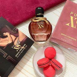 Nước hoa nữ Pacco Rabanne Pure XS EDP 80ml