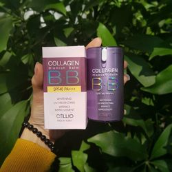 Kem BB Cellio Collagen blemish balm BB cream SPF 36 PA giá sỉ