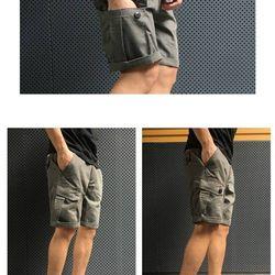 Quần short túi hộp nam lưng thun giá sỉ