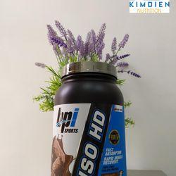 ISO HD 16lbs WHEY PROTEIN- BỔ SUNG PROTEIN CHO CƠ BẮP