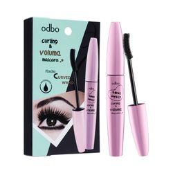 Mascara làm dài dày và cong mi Odbo Love Sweet Curling Volume OD903