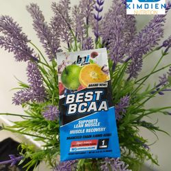 Gói sample 10gram Dinh dưỡng chống dị hóa cơ bắp giữ cơ thể thon gọn và tăng cơ nạc BPI Bpisports Best Bcaa 1 lần dùng giá sỉ