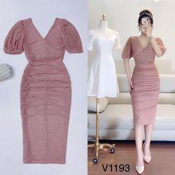 Đầm body thiết kế V1193 giá sỉ