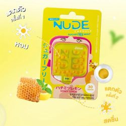 Kẹo Ngận Thơm Miệng Thái Lan Nude Capsule Sugar Free Mint giá sỉ