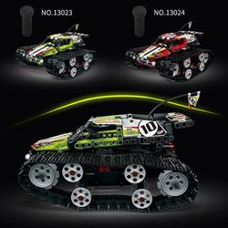 Bộ lắp ráp kiểu Lego Technic xe đua địa hình bánh xích điều khiển từ xa Mould King siêu rẻ giá sỉ