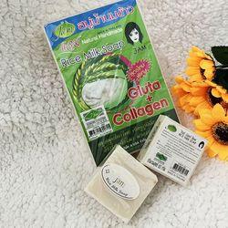 Xà Phòng Sữa Gạo Rửa Mặt Rice Milk Soap giá sỉ