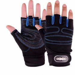 Găng tay tập gym có quấn cổ tay XXX