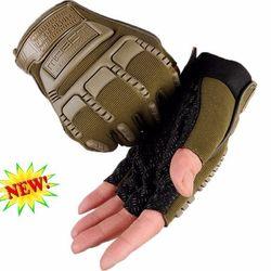 Găng tay nam cụt ngón Găng tay nam du lịch phượt Mipact