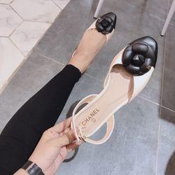 Giày bup bê hoa giá sỉ