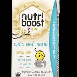 Sữa công thức pha sẵn Nutriboost vị Vani 110ml giá sỉ