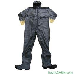 Cung cấp quần áo bảo hộ lao động liền quần chống axit tại TP HCM giá sỉ