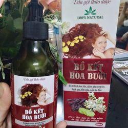 Dầu Gội Bồ Kết Hoa bưởi giá sỉ