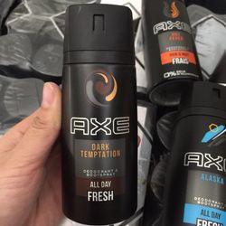 XỊT KHỬ MÙI AXE BODY SPRAY FOR MEN giá sỉ