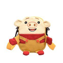Túi xách nữ 2019 Chất Vải Em Lợn Dễ Thương D122 giá sỉ