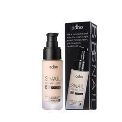 Kem nền BB che khuyết điểm tinh chất ốc sên Odbo Snail Repair Skin BB Cream OD411 giá sỉ