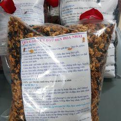 trà đậu đen gạo lút rang mix hoa nhài giá sỉ