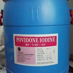 PVP Iodine Ấn Độ diệt khuẩn dùng cho trại giống tôm Post giá sỉ