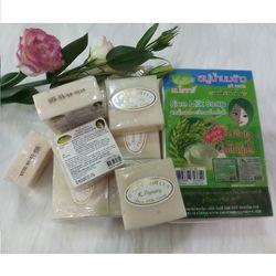 Xà phòng cám gạo rửa mặt trắng sáng Gluta KDynary Thái Lan 65g giá sỉ