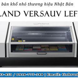 Máy in UV khổ lớn Roland VersaUVLEF2-300 giá sỉ