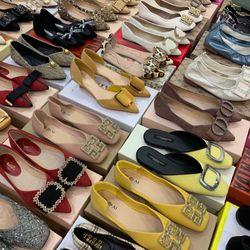 Giày bệt nữ lô đẹp giá sỉ, giá bán buôn
