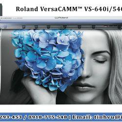 Máy in tem nhãn Roland VersaCAMMVS-640i giá sỉ