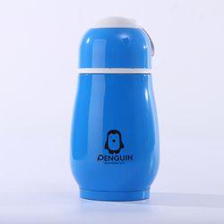 Bình giữ nhiệt chim cánh cụt màu xanh cho bé giá sỉ