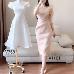 Đầm body thiết kế V1161