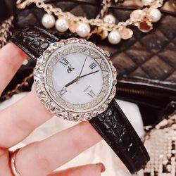 Đồng hồ nữ Adee Kaye mặt đá
