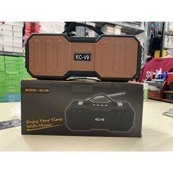 Loa Bluetooth KC-V9 Bass Siêu Trầm giá sỉ