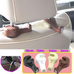 Móc khoa treo đồ vật có đèn led ghế sau xe hơi 4 màu - bbl01 giá sỉ