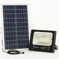 đèn led năng lượng đèn rời 100W Solar light giá sỉ