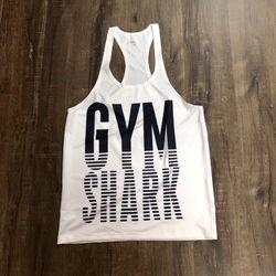 Áo thun 3 lổ gym Shark