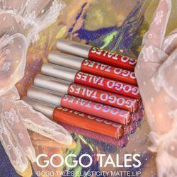 Son kem lì GOGO TALES mẫu mới nhất