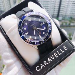 Đồng hồ nam Caravelle New York
