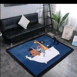 Thảm trải sàn 3d 1m6 x 2m giá sỉ