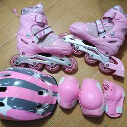 Bộ giày trượt patin có đủ bộ bảo hộ giá sỉ