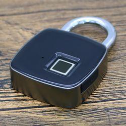 Ổ khóa cảm ứng vân tay - bbl01 giá sỉ
