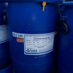 PV IODINE USP nguyên liệu 12 giá sỉ