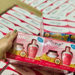 Bộ kem trắng da trị mụn nám Kone'- Thái Lan giá sỉ