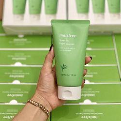 Sữa rửa mặt Inisfree Trà xanh- Hàn quốc giá sỉ