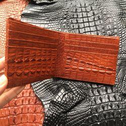 Ví Nam Nguyên Con Da cá sấu giá sỉ