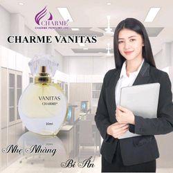 charme nước hoa vanitas