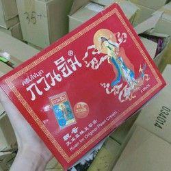 Kem Sâm Cô Tiên Thái làm trắng da cho mặt hộp 24 hủ giá sỉ