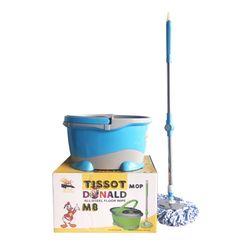 Bộ cây lau nhà 360 Tissot mop Donald